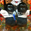 Jeremy Scott and Adidas have done it again and this time its even bigger and badder than ever. Whats more of a statement then a Gorilla with a top on,...